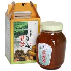 구천동벌꿀야생화꿀 2.4kg